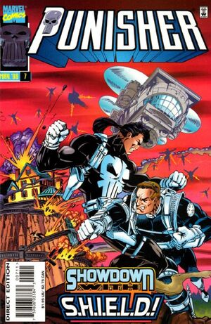 Punisher Vol 3 7