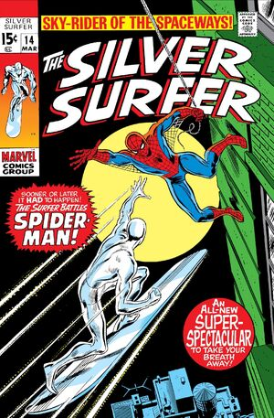 Silver Surfer Vol 1 14