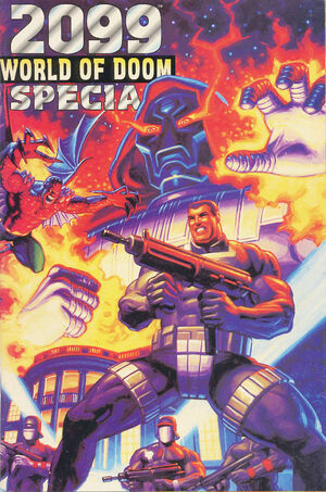 2099 Special The World of Doom Vol 1 1