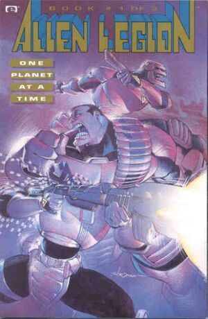 Alien Legion One Planet at a Time Vol 1 1
