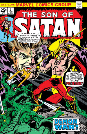 Son of Satan Vol 1 2