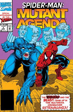 Spider-Man The Mutant Agenda Vol 1 1
