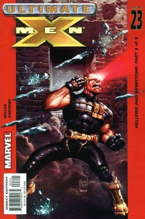 Ultimate X-Men Vol 1 23
