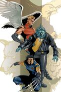 X-Men Unlimited Vol 1 44 Textless