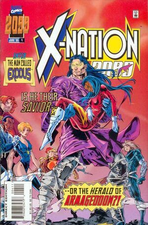 X-Nation 2099 Vol 1 4