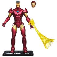 Anthony Stark (Earth-616) from Marvel Universe (Toys) Series 3 Wave XVI 0001