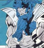 Attuma (Earth-9966) from Fantastic Four Unlimited Vol 1 6