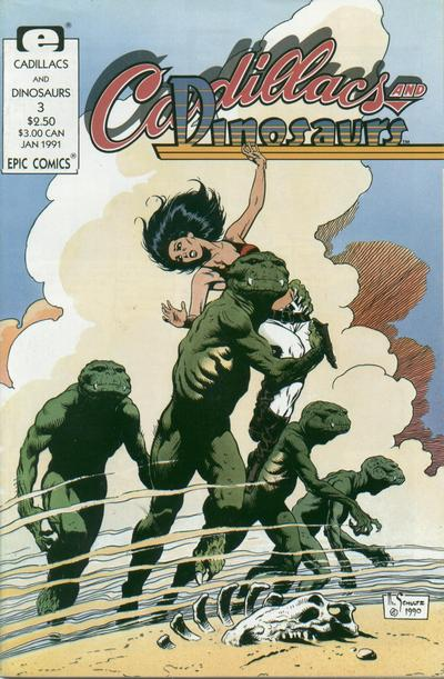 cadillacs and dinosaurs vol 1 3 marvel database fandom powered by. Cars Review. Best American Auto & Cars Review