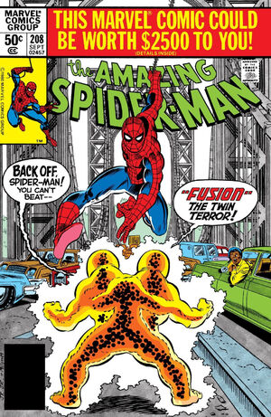 Amazing Spider-Man Vol 1 208