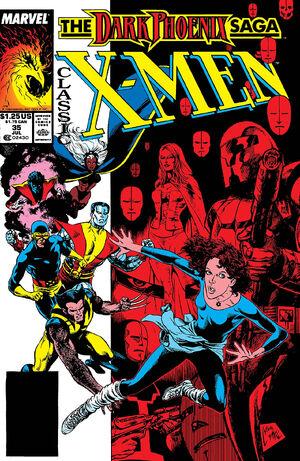 Classic X-Men Vol 1 35