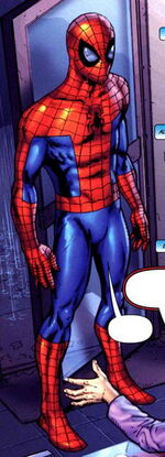 Mike (Spider-Man Impostor) (Earth-616) from Spider-Man Family Vol 2 9 0002