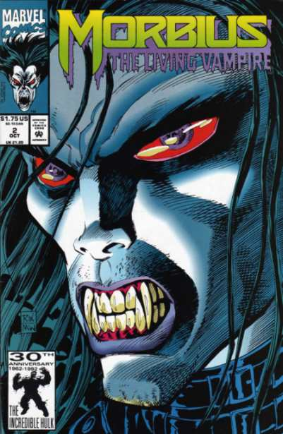 Morbius Vampire >> Morbius: The Living Vampire Vol 1 2 | Marvel Database