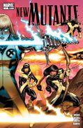 New Mutants Vol 3 1 Variant Kubert