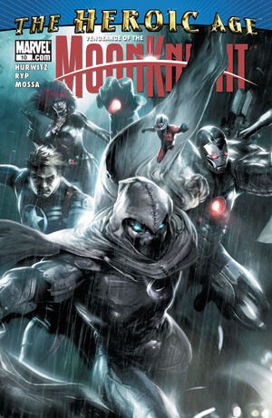 Vengeance of the Moon Knight Vol 1 10