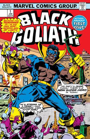 Black Goliath Vol 1 1