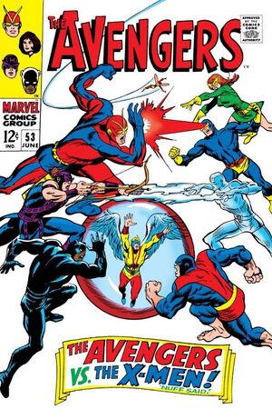 Avengers Vol 1 53