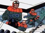 Guardsmen (Earth-928) Doom 2099 Vol 1 2