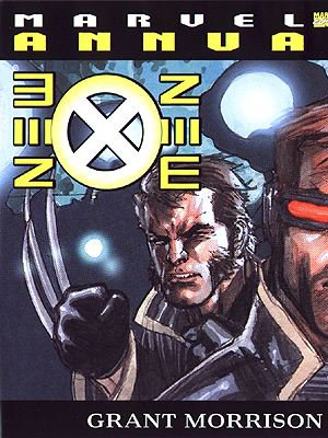 New X-Men Annual Vol 1 2001