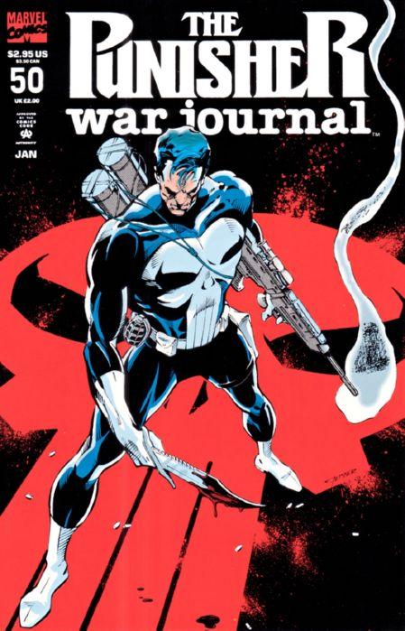Punisher War Journal Vol 1 50 | Marvel Database | FANDOM ...