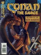 Conan the Savage Vol 1 7