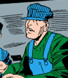 Marvin (Rail Worker) (Earth-616) from Journey into Mystery Vol 1 125 001