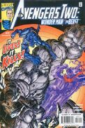 Avengers Two Wonder Man & Beast Vol 1 3