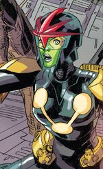 Gamora (Earth-94241) from Infinity Gauntlet Vol 2 5 002
