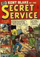 Kent Blake of the Secret Service Vol 1 2