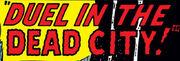 Fantastic Four Vol 1 13 Part 4 Title