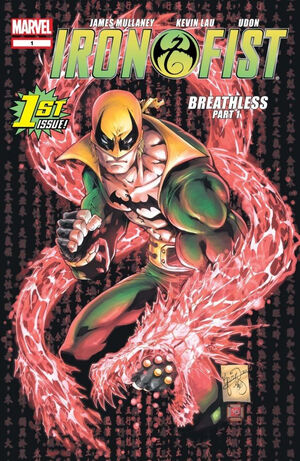 Iron Fist Vol 4 1