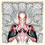 Spider-Man 2099 Vol 3 1 Hip-Hop Variant Textless