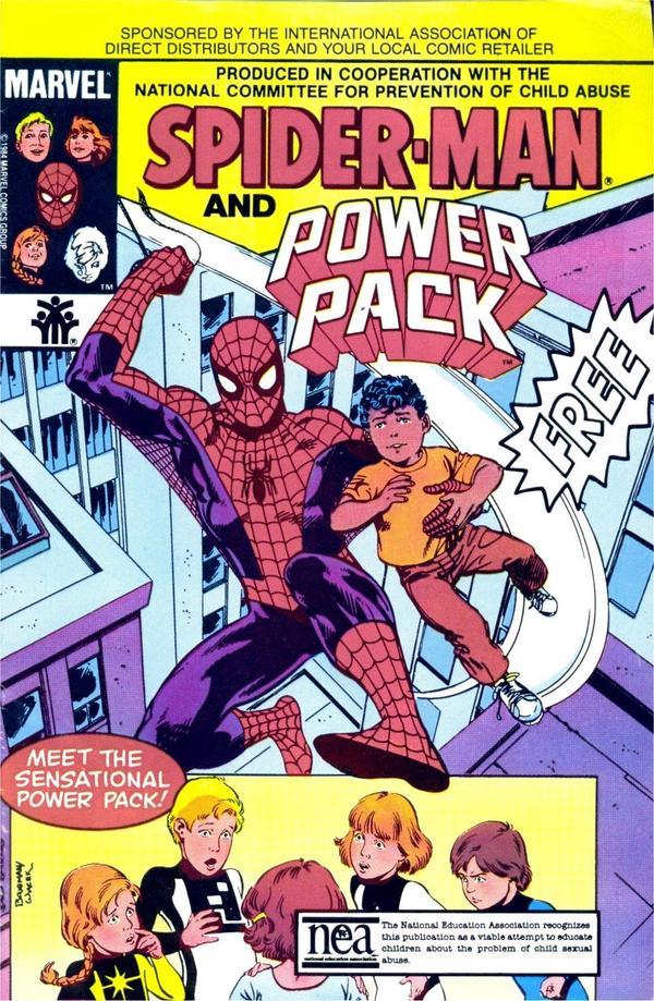 SpiderMan and Power Pack Vol 1 1  Marvel Database  FANDOM