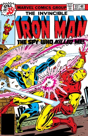 Iron Man Vol 1 117