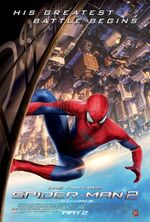 The Amazing Spider-Man 2 (film) poster 005