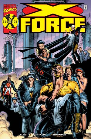 X-Force Vol 1 105