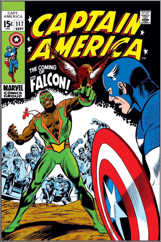 Resultado de imagen para Captain America 117