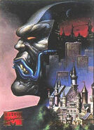 En Sabah Nur (Earth-616) from Marvel Masterpieces Trading Cards 1995 0001