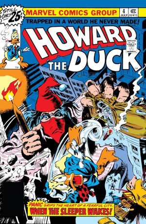 Howard the Duck Vol 1 4