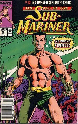 Saga of the Sub-Mariner Vol 1 12