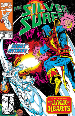 Silver Surfer Vol 3 76