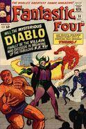 Fantastic Four Vol 1 30 Vintage
