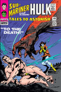 Tales to Astonish Vol 1 80