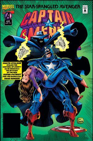 Captain America Vol 1 439