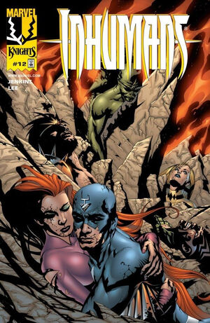 Inhumans Vol 2 12