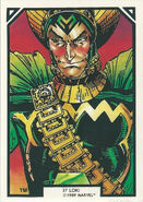 Loki Laufeyson (Earth-616) from Arthur Adams Trading Card Set 0001