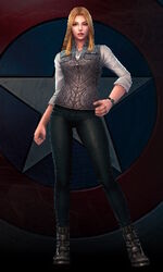 Sharon Carter (Earth-TRN012) from Marvel Future Fight 002