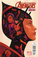 All-New, All-Different Avengers Vol 1 7 Women of Power Variant