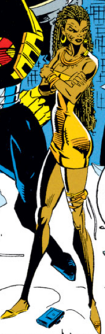 Jobeth (Earth-616) from X-Factor Vol 1 83