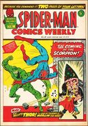 Spider-Man Comics Weekly Vol 1 14