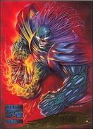 Tyrant (Earth-616) from Marvel Masterpieces Trading Cards 1995 0001